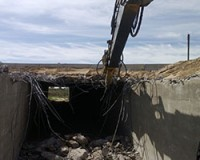 Demolition and Removal