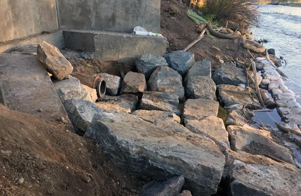 Bottoms Drainage Improvement